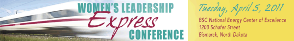 speaker for a women's conference