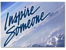 inspire someone