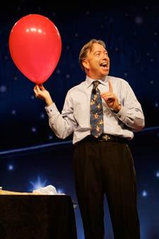 humorous motivational speaker