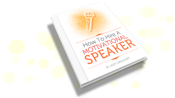 How to Hire a Motivational Speaker Book