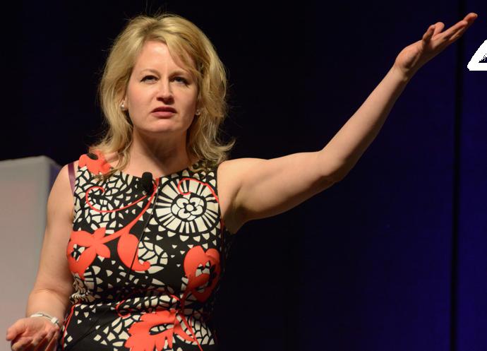 Calgary Motivational Keynote Speaker Jody Urquhart