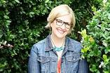 Female motivational speaker Brene Brown