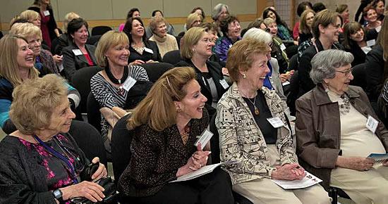 Motivational speaker for womens conference